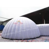 Hot Sale White Inflatable Dome Tent Manufactures