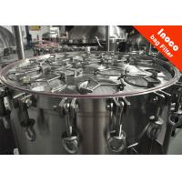 BOCIN Industrial Liquid Multi-bag Filter Housing Stainless Steel Low Precision Manufactures