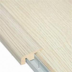 Laminate flooring molding carpet reducer, made of HDF Manufactures
