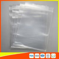 LDPE Ziplock Plastic Resealable Bags For Office Furniture Items , Plastic Storage Bags Manufactures