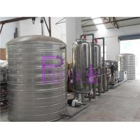 SUS304 Water Treatment System , Automatic Drinking Water Purifying Systems Manufactures
