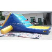 Customized Airtight Inflatable Water Games Rentals On Water Amusement Park Manufactures