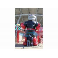 Digital Printing Inflatable Cartoon Characters Customized Shape For Activity