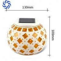 Outdoor Waterproof Garden Solar Jar Lights For Park / Patio / Yard Decor Manufactures