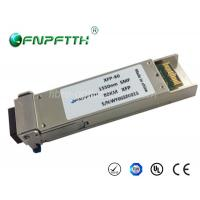 China 10G 1550nm Multi - rate XFP Fiber Optical SFP Module Transceivers on sale