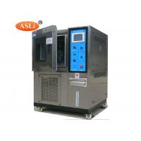 20%~98% RH Thermal Humidity Cycling Test Chamber With Viewing Window Manufactures