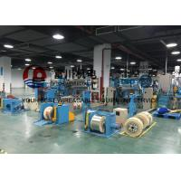 Fuchuan LAN Cable Extrusion Machine With 65 Extruder Main Machine 35 Injection Machine Manufactures