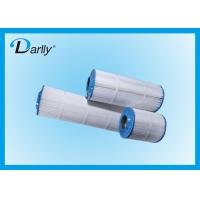 Darlly Pleated Home Water Filter Cartridge with PU / Plastisol End Cap Manufactures