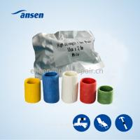Water-activated polyurethane resin wrap tape for fast seal repair leaking  tape armor wrap Manufactures
