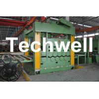 3 - 12mm * 2200mm Steel Coil Cut To Length Machine Line With Automatic Control System Manufactures