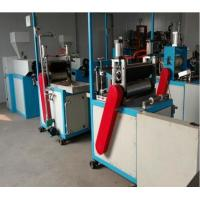 High Speed Flat PVC Film Blowing Machine Thickness 0.02-0.05mm SJ35×25-SM350 Manufactures
