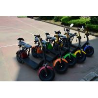 China 18inch Big Wheel Electric Motorcycle with 1000W 60V/20ah on sale