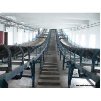 China Roller Mobile Conveyor System Line , Warehouse Portable Conveyor Systems on sale