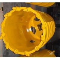 Construction Drilling Core Barrel Conical Bits Q345B Material For Various Hard Layers Manufactures