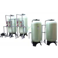 Brackish Water Treatment Plant 4TPH Glass Fiber Reinforced Plastics RO System Reverse Osmosis Equipment Manufactures
