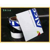 Buy cheap Clear Self Adhesive Aluminium Sheet Surface Perforation Barrier PE Protection from wholesalers