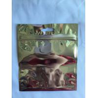 Self Supporting Food Packaging Foil Ziplock Bags For Dried Fruit Packaging Manufactures