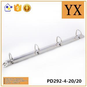 Bright nickel plate 4 argolas mecanismo Gloden Trade Supplier Manufactures
