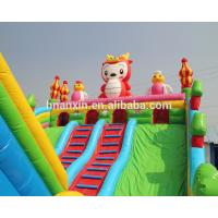 Large Outdoor gorilla design Kids Funland Inflatable Sports Games Inflatable Fun