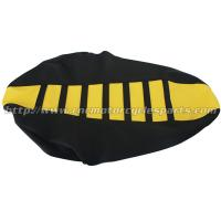 PVC Water Proof Double Stitched Gripper Ribbed Seat Cover Suzuki DRZ 400 00 - 17 Manufactures