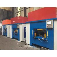3D Carbon Elbow Forming Machine Core Rod Forming Push System With Electrical Control Box Manufactures