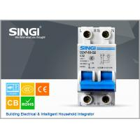 Adjustable switch Residential Current circuit breaker for office building Manufactures