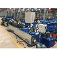Durable Rolling Shutter Strip Forming Machine With Adjustable Working Speed Manufactures