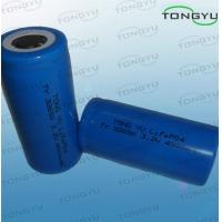 High Safety Solar Powered Storage Battery LiFePO4 3.2V 5000mAh for Electric Scooter Manufactures