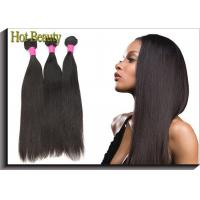 100% Real 6A Silky Straight Brazilian Remy Human Hair 10 Inch - 30 Inch Manufactures