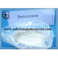 Local Anaesthetics Benzocaine CAS 94-09-7 Pain Killer Powder Safe Delivery Manufactures