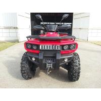 Red CDI Four Wheel 4x4 Utility ATV Bike JA 400AUGS-1 , CVT Transmission and Speed Meters/Winch Manufactures