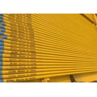 High Precision Rock Drill Rods For Drilling Rig Machine ISO Standard Manufactures