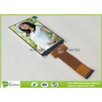 Narrow IPS LCD Display 4'' Resolution 480 * 800 40 Pin RGB Interface TFT Screen Manufactures