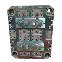 Side Gate Double Color PC Plastic Injection Molding Tooling For CAR Part Manufactures