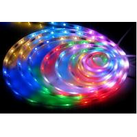 Superbright 5050 SMD 1.2A / 120 Degree RGB Flexible Strip Lights, non waterproof Manufactures