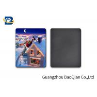 Customized Children Fridge Magnets , Promotional Gifts 3D Lenticular Photo Printing Manufactures