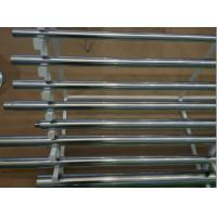Ground Hydraulic Induction Hardened Rod / Bar For Hydraulic Cylinder Manufactures