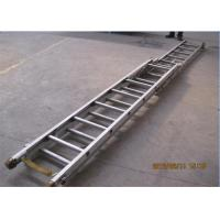 Buy cheap Aluminum Alloy Fire Truck Extension Ladder Rack Width 550 Length 6200 Height 200 from wholesalers