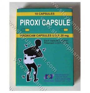Piroxicam Capsules