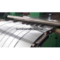 Automatic Steel Slitter Machine Carbon Steel With Scrap Rewind Device Manufactures