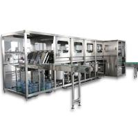 5 - Gallon Bottle Pure / Mineral Water Machine Washing Filling Capping User Friendly Manufactures