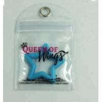 Waterproof Plastic Jewelry Bag , Small Clear PVC Gift Packaging Bag Manufactures