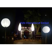Super Efficient Led Glow Balloons Inflatable Lighting Decoration Power Up To 800w Manufactures