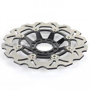 Quality Wavy Floating Motorcycle Brake Disc Sport Brake Discs GSX 1100 Aluminum 6061 for sale