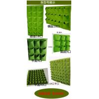 convenient / beautiful customized size outside hanging grow bag Manufactures