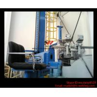 Automatic Pipe Welding Manipulators for Tanks and Vessels , VFD Control 120 - 1200 mm/min Manufactures