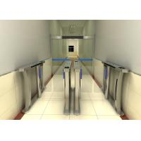 Quality Residential Security Speed Gates , Waist High Turnstile Entry Systems DC 24V for sale