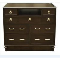 wooden dresser/ chest,M/F combo ,console,hospitality casegoods DR-81 Manufactures