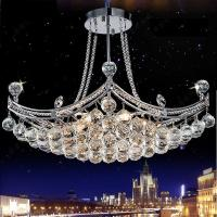 2016 New Style Crystal Chandeliers Lighting Fixture Crystal Light Lustres de cristal for Living Room Ceiling Lamp Free S Manufactures