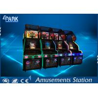 Electronic Arcade Basketball Game Machine Coin Operated Shooting Hoops Manufactures